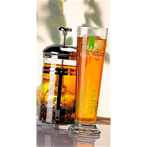 Foto Iced Black Tea Mango
